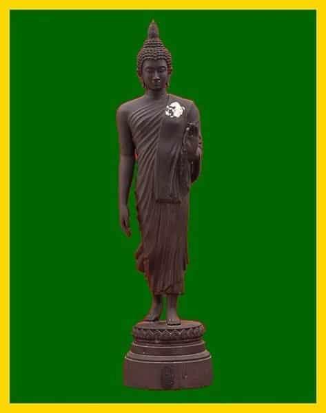พระบูชา พระศรีศากยะทศพลญาณ ประธานพุทธมณฑล ปี 2525